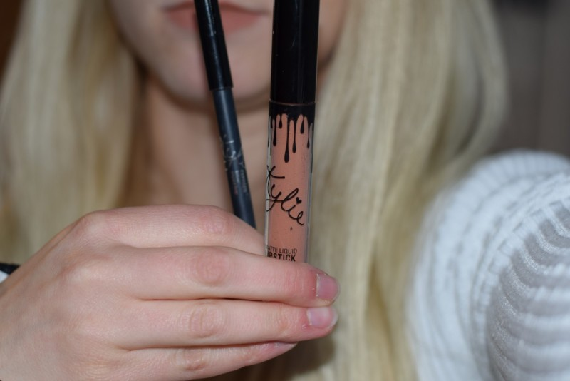 Lippenstift-Nude-Swanted