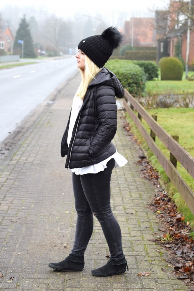 Outfit-Fragen zu stellen-Swanted-Winter-Mango-Daunenjacke