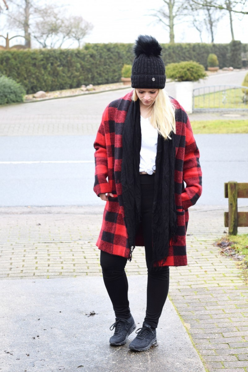das war ich-swanted-fashion-outfit-karojacke-red and black