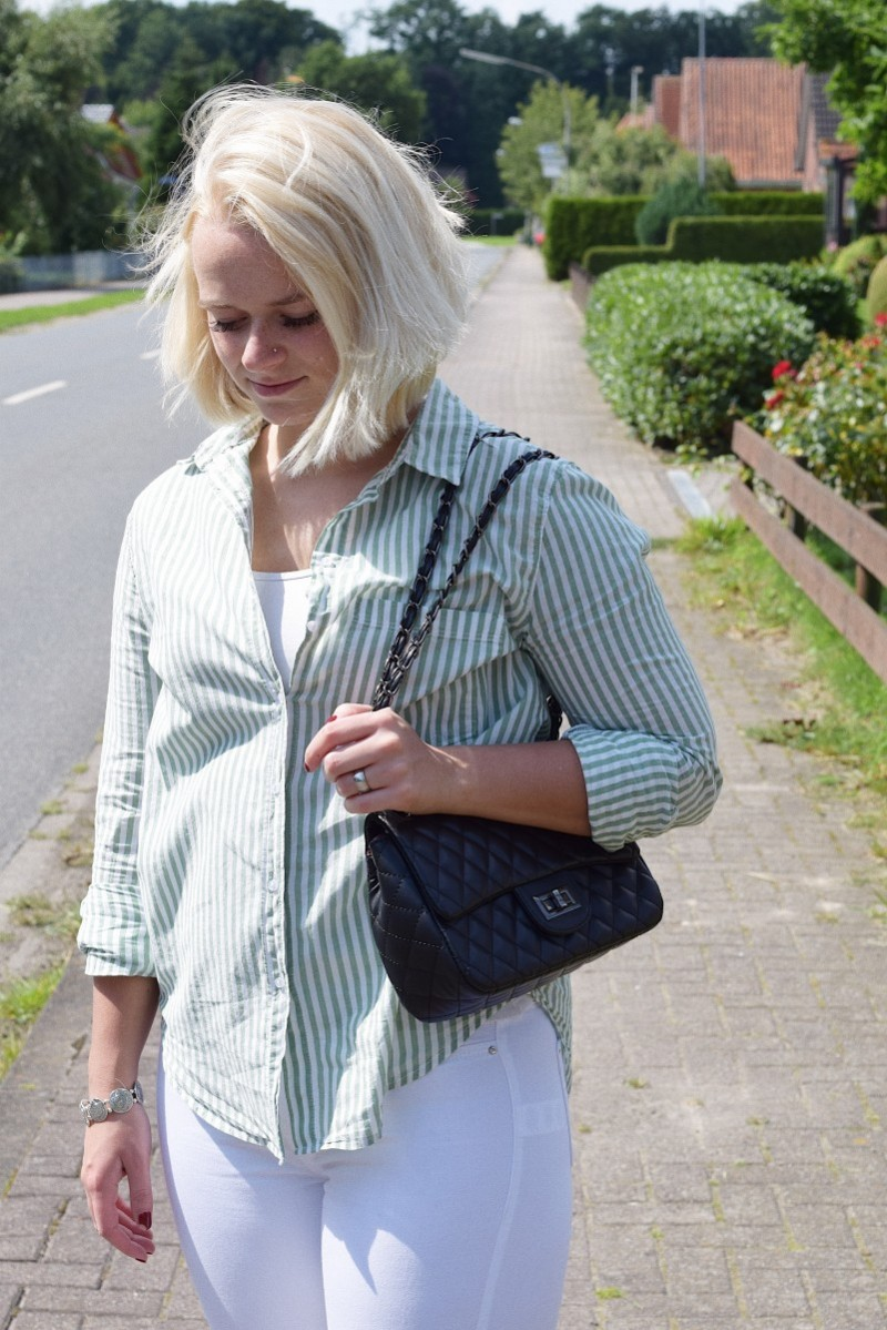 Outfit-Fashion-Summer-Swanted-SheIn-Superga-Hemd-Longbob