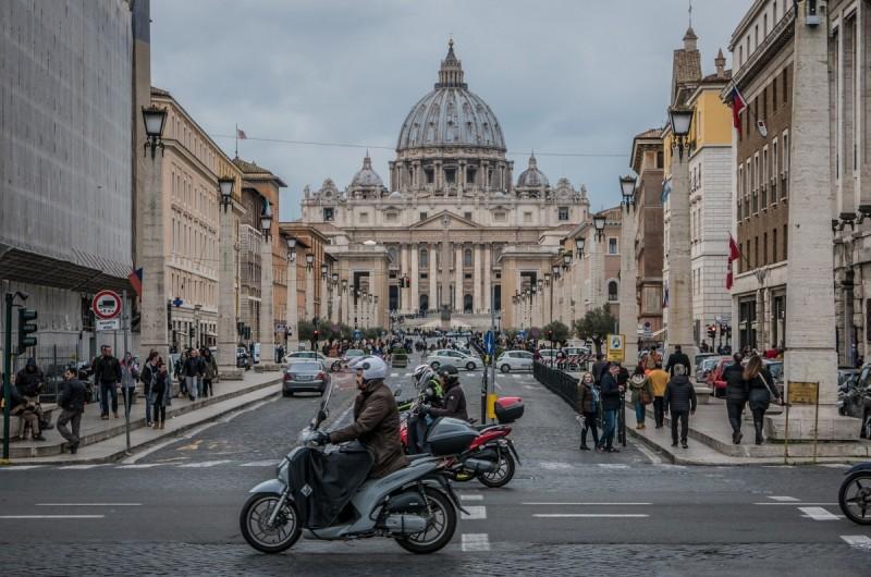 Italien-Rom-Europa-Basilika-Swanted