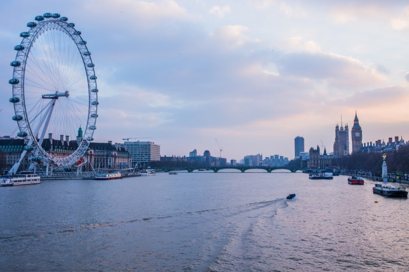 London-Städtetrip-City Trip-Skyline-Big Ben- London Eye-Swanted