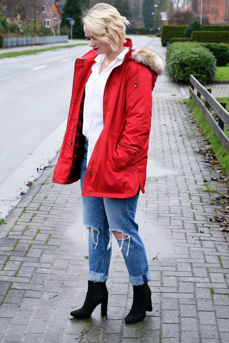 Swanted-Fashion-Beauty-Blog-Esprit-Winterjacke-Outfit-Boyfriend Jeans