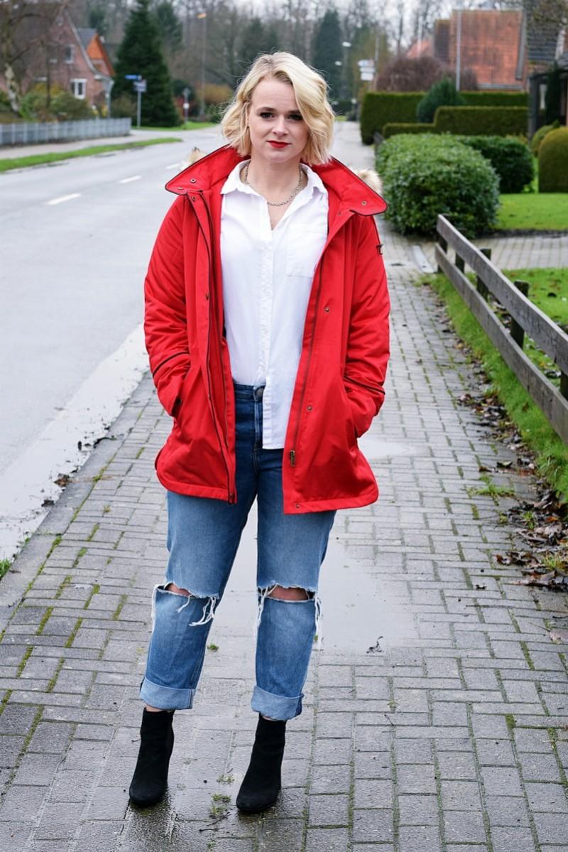 Swanted-Fashion-Beauty-Blog-Esprit-Winterjacke-Outfit-Boyfriend Jeans