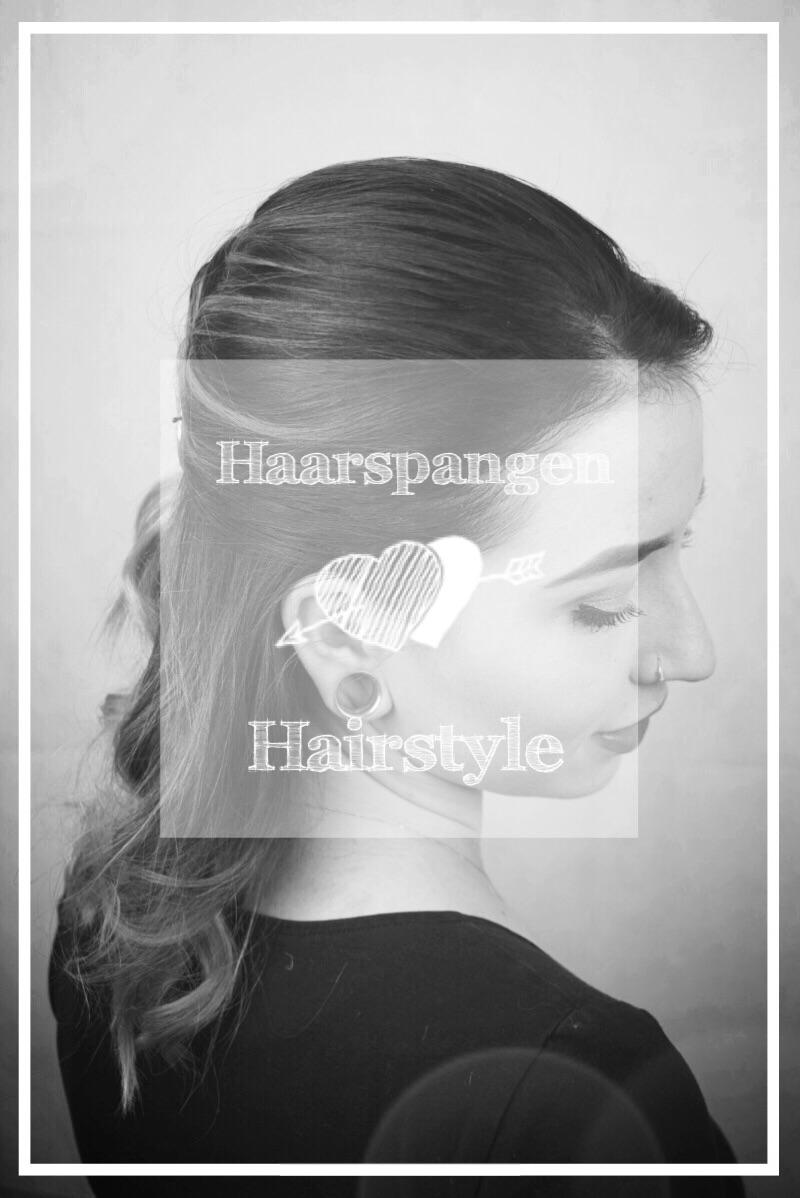 Schmucke Frisur So Tragt Man Haarspangen Swanted Magazine