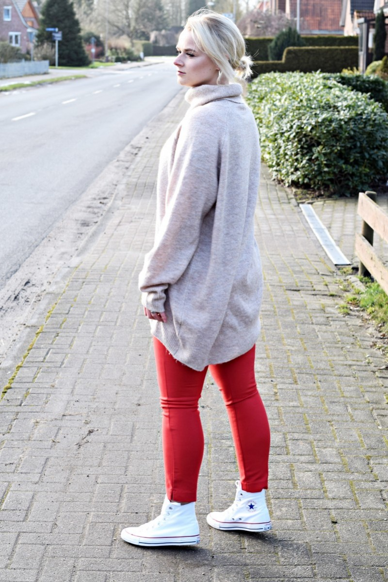 Outfit-Swanted-Blog-Fashion-Frühling-Converse-H&M-Audrey Hepbrun-Stilikone