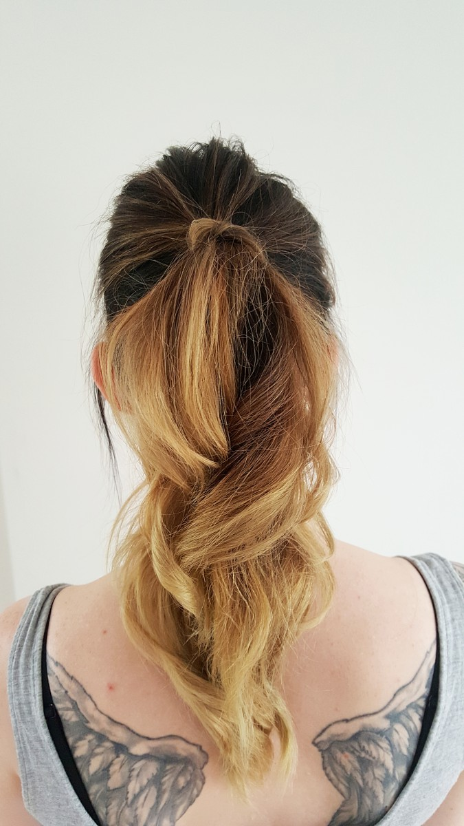Haare-Hair-Hairstyle-Zopf-optisch verlängern-Frisur-Beauty-Swanted-Hairgoals