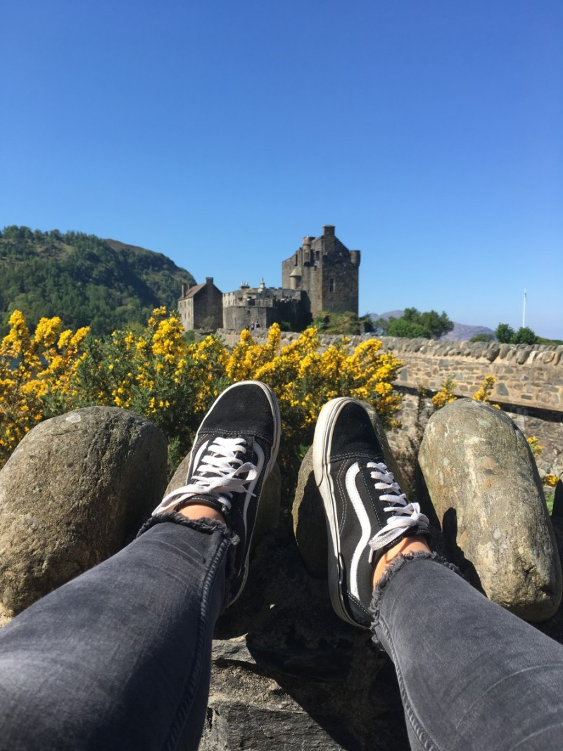 Schottland-Booking-Travel-Guide-Edinburgh-diary-Reisen-Swanted-scottish-skyline-city-harry potter-Eilean Donan Castle