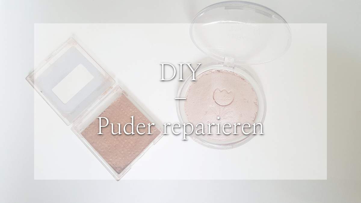 gebrochenes Puder-Kaputt-Make up-Highlighter-Rouge-Bronzer-Swanted-Blog