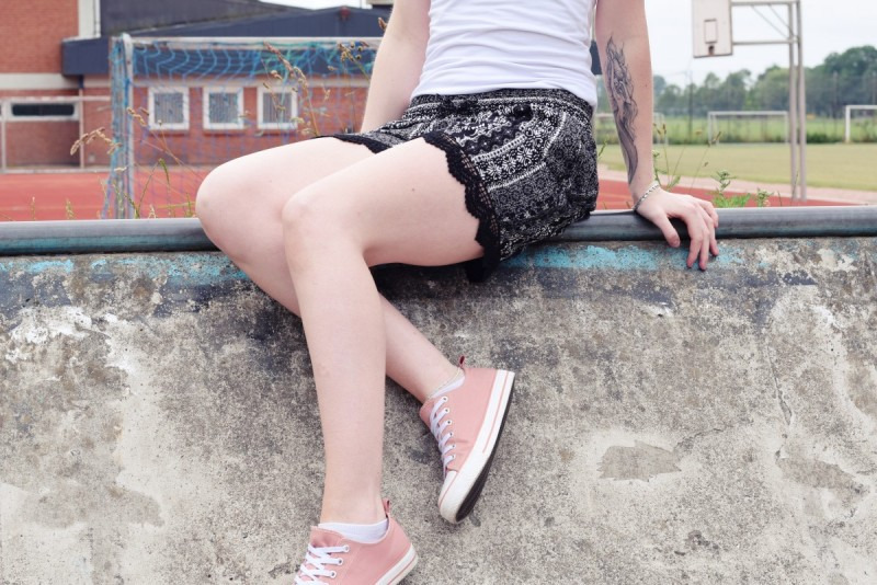 Traum-gefangen-swanted-summer-outfit-jeans fritz-shorts-fashion-style
