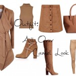 Outfit: All Over Camel Look
