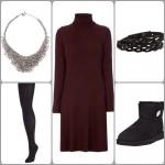 Drei Outfits für die Winterzeit