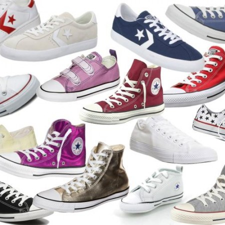 Chucks-Converse All Stars Chuck Taylor-Schuhe-Basketball-Sportschuhe-Blog-Swanted-Tipps & Trends-Shoes