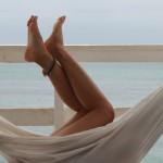 Beauty: Was tun gegen Erdbeer-Beine?