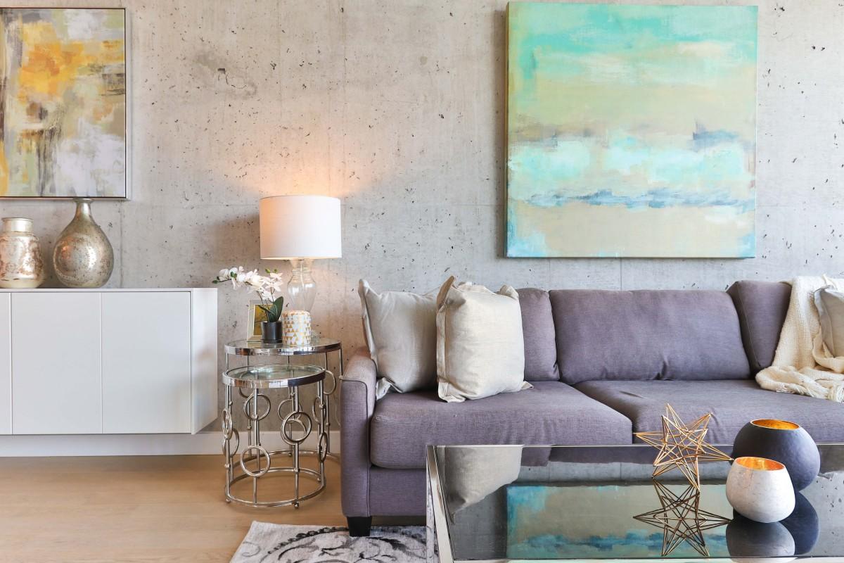 Umzug-Ohne stress in das neue eigenheim-lifestyle-swanted-living room